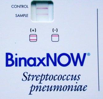 binax pneumoniae