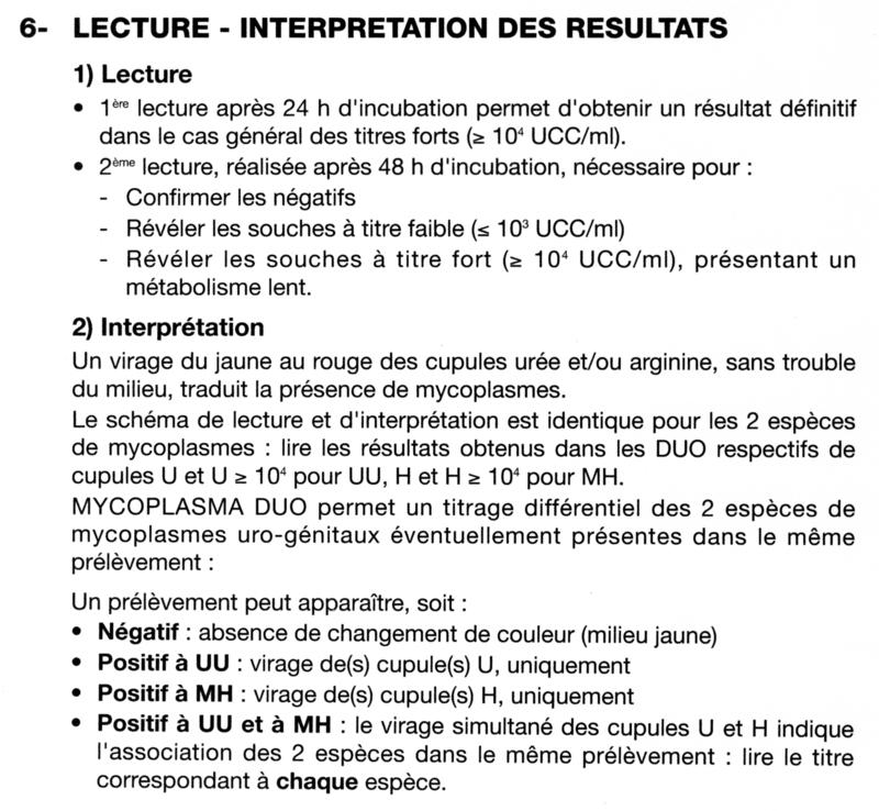 mycoplasma duo