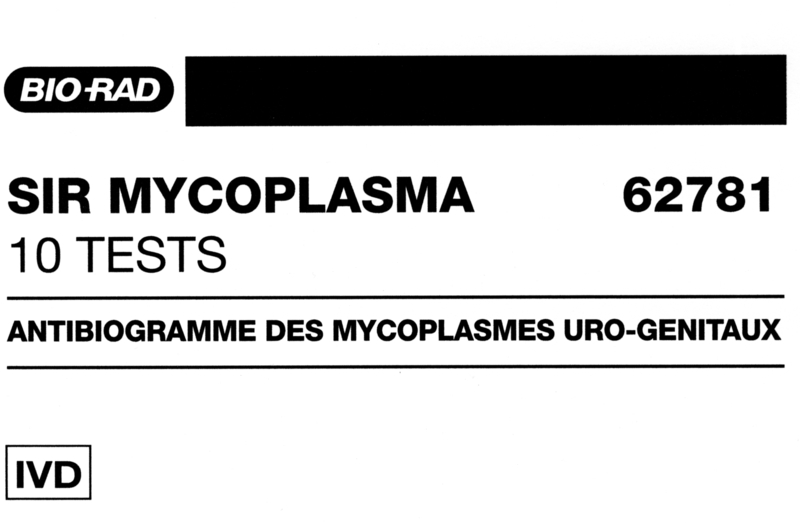 SIR Mycoplasma