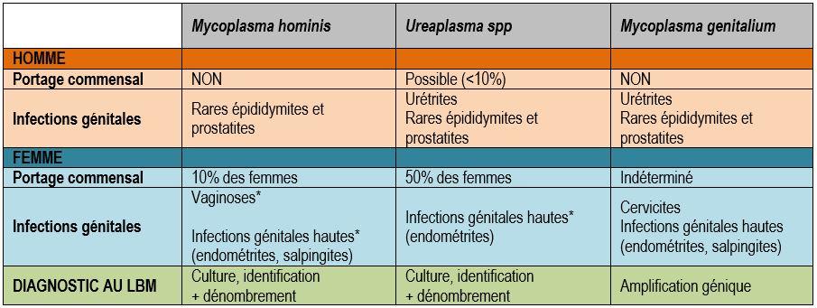 Pouvoir pathogène des mycoplasmes