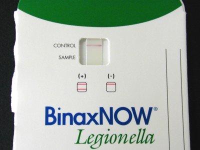 binax now legionella pneumophila